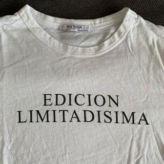 ZARA - ZARA ロゴ Tシャツ