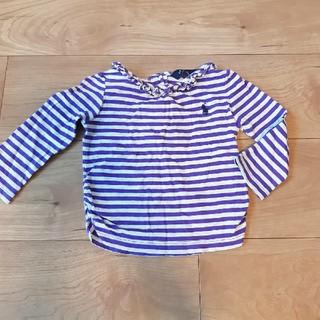 ポロラルフローレン(POLO RALPH LAUREN)のラルフローレン ボーダー ロンT  80(Tシャツ)