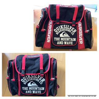 クイックシルバー(QUIKSILVER)のQuiksilver クイックシルバー子供用 リュックサック林間学校バッグパック(リュックサック)