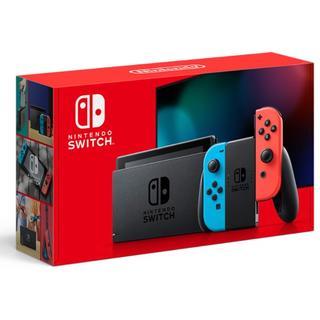 任天堂 - Nintendo Switch ネオンブルー・ネオンレッド