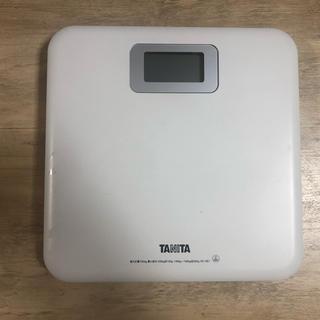 タニタ(TANITA)のTANITA 【体重計】(体重計)