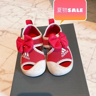 アディダス(adidas)の子どもサンダル女の子用(サンダル)