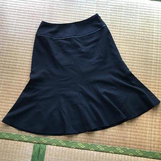 エニィスィス(anySiS)のエニィスィス ひざ丈スカート(ひざ丈スカート)