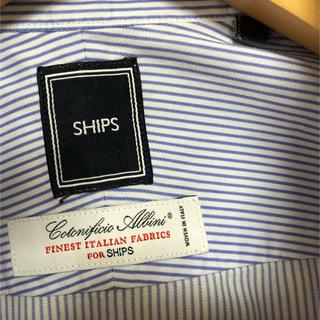 SHIPS - シップス、イタリアンスタイル、ビジネスシャツ2枚セット