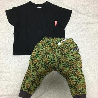 ブリーズ(BREEZE)のBREEZE 男の子 Tシャツ パンツ 90cm(Tシャツ/カットソー)