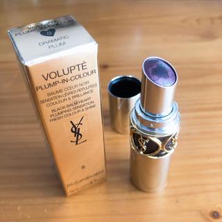 イヴサンローランボーテ(Yves Saint Laurent Beaute)のYSL   ヴォリュプテプランプインカラー 8(口紅)