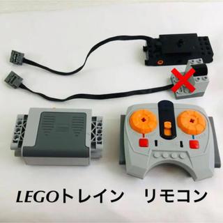 レゴ(Lego)のレゴ モーター コントローラー 電池ボックス センサー レゴトレイン(積み木/ブロック)