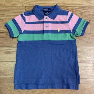 ポロラルフローレン(POLO RALPH LAUREN)の美品 ラルフローレン ポロシャツ 90(Tシャツ/カットソー)