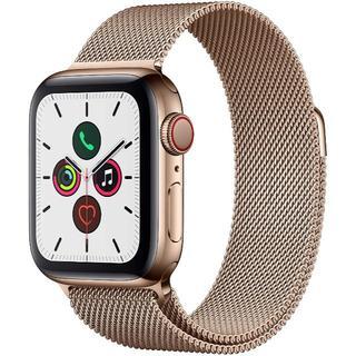 アップルウォッチ(Apple Watch)の【44mm・ステンレスケース】GPS+Cellularモデル⦅Series5⦆(腕時計(デジタル))