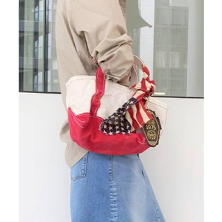アパルトモンドゥーズィエムクラス(L'Appartement DEUXIEME CLASSE)のL.L.Bean Canvas tote bag mini トートバッグ(トートバッグ)