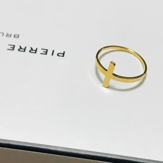 リング クロス サイドクロス 19号(リング(指輪))