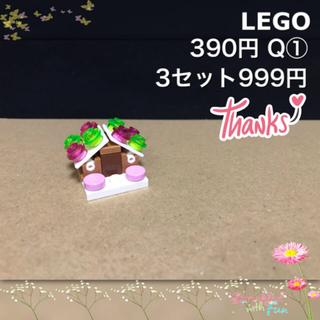 レゴ(Lego)のLEGO レゴフレンズ K⑨ 木箱 ケース 樽(積み木/ブロック)