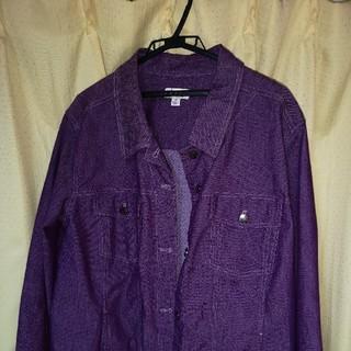 デニムシャツ デニムジャケット フリーサイズ(Gジャン/デニムジャケット)