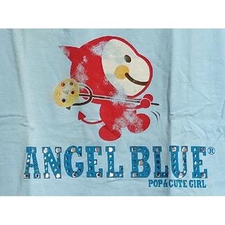 エンジェルブルー(angelblue)の④   ANGEL BLUE       タンクトップ      L (160)(Tシャツ/カットソー)