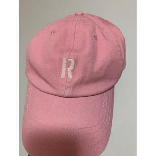 ロンハーマン(Ron Herman)のRon Herman ニューハッタン ロンハーマンキャップ ピンク 限定(キャップ)
