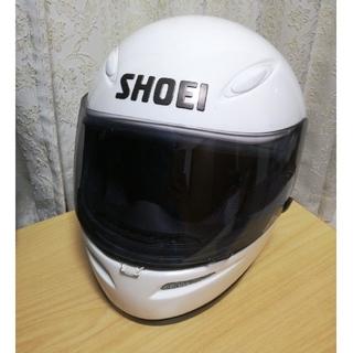 SHOEI フルフェイスヘルメット(カバーつき)(ヘルメット/シールド)