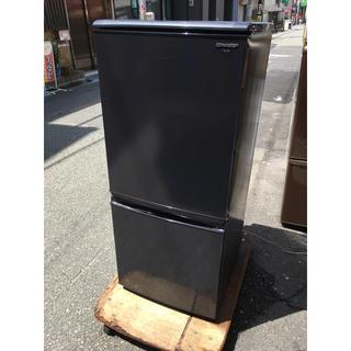 シャープ(SHARP)の⭐️シャープ冷凍冷蔵庫137L(冷蔵庫)