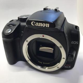 キヤノン(Canon)のキヤノン EOS KissデジタルN(デジタル一眼)