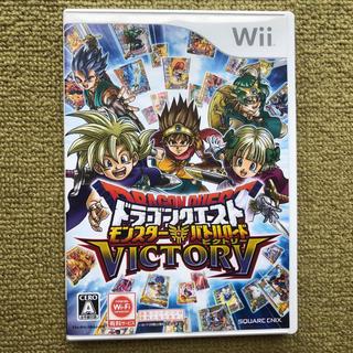 ウィー(Wii)のWiiソフト(ドラクエヴィクトリー)(家庭用ゲームソフト)