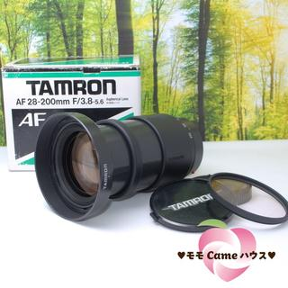 タムロン(TAMRON)のソニー用タムロン☆AF 28-200mm(71DM)★626(レンズ(ズーム))