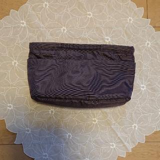 ムジルシリョウヒン(MUJI (無印良品))の無印良品 バッグインバッグ リバーシブル(ポーチ)