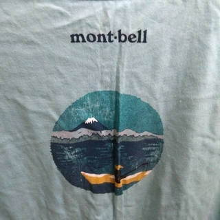 モンベル(mont bell)のモンベル tシャツ(登山用品)