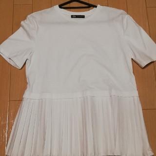 ZARA - ZARA  Tシャツ 白