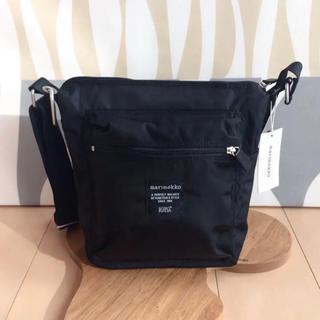 マリメッコ(marimekko)の新品 marimekko PAL マリメッコ パル ショルダーバッグ ブラック (ショルダーバッグ)