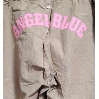 エンジェルブルー(angelblue)の⑨   ANGEL BLUE     ロングナイロパンツ     L (160)(パンツ/スパッツ)
