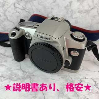キヤノン(Canon)の❤決算セール❤ 【キヤノン】 カメラ 一眼レフ デジタルカメラ 説明書付き(デジタル一眼)