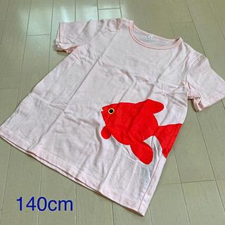 MUJI (無印良品) - 無印良品 Tシャツ 140cm