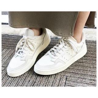 IENA - 《今季/完売》IENA イエナ 別注 adidas SUPERCOURT 24