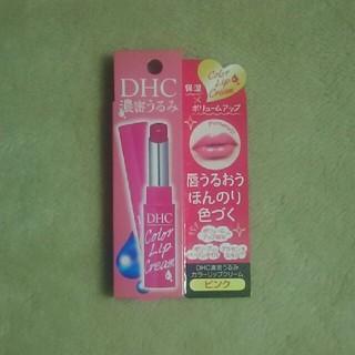 ディーエイチシー(DHC)のDHC 濃密うるみ カラーリップクリーム ピンク(リップケア/リップクリーム)