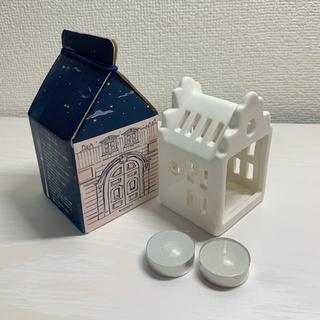 My Little Box セラミックキャンドルハウス(キャンドル)