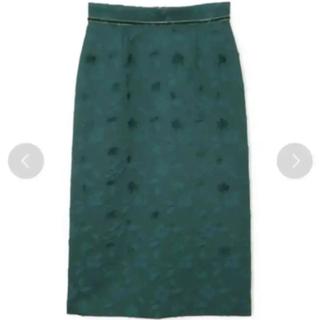 ジルスチュアート(JILLSTUART)の新品未使用 タグ付き JILLSTUART スカート(ひざ丈スカート)