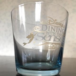 ディズニー(Disney)のアリエル ガラス カップ(キャラクターグッズ)