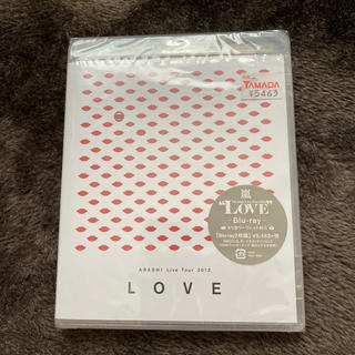 "ARASHI Live Tour 2013""LOVE"" Blu-ray"