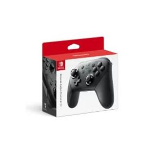 ニンテンドウ(任天堂)の【正規品】Nintendo Switch Proコントローラー ブラック(その他)
