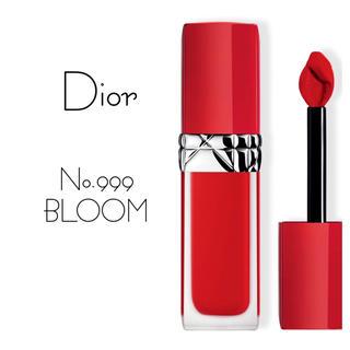 Dior - Dior ウルトラリキッド 999 ブルーム