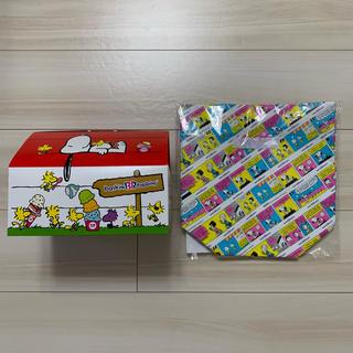 スヌーピー(SNOOPY)の☆ サーティワンアイスクリーム スヌーピー クーラーポーチ 箱 2個セット ☆(キャラクターグッズ)
