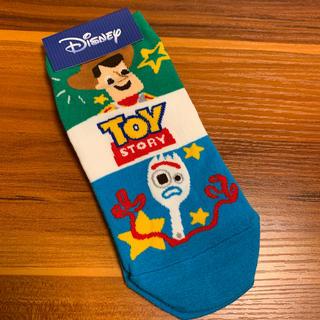 ディズニー(Disney)のトイストーリー 靴下(ソックス)