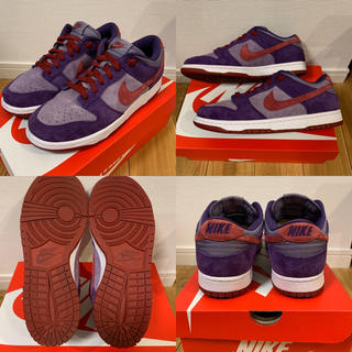 NIKE - NIKE DUNK LOW SP  PLUM 26.5cm