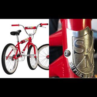 シュプリーム(Supreme)の新品未使用 送料無料20ss Supreme S&M BMX Dirtbike (自転車本体)
