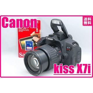 キヤノン(Canon)のCanon キヤノン EOS kiss X7i (デジタル一眼)