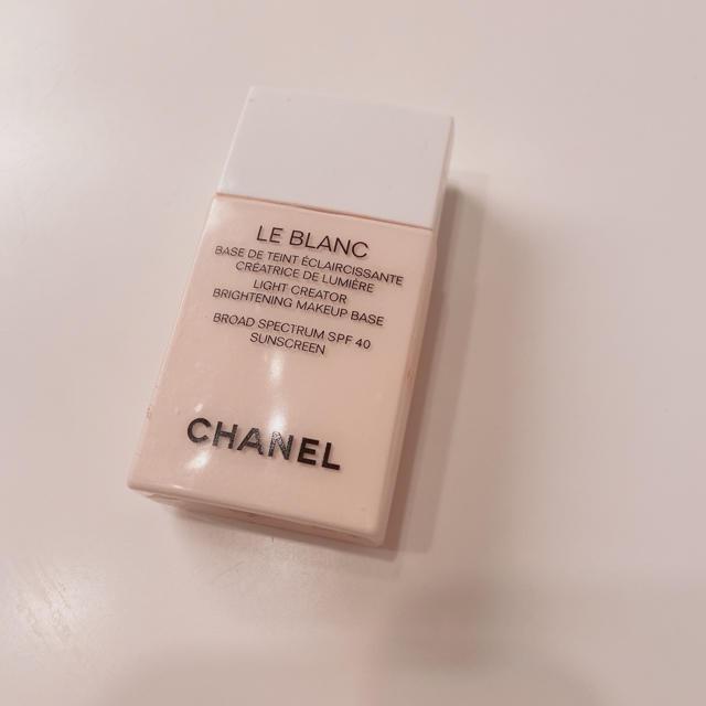 CHANEL(シャネル)のシャネル ベース コスメ/美容のベースメイク/化粧品(化粧下地)の商品写真