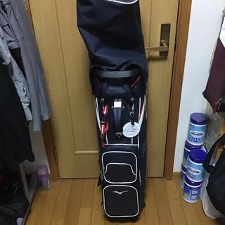 ミズノ(MIZUNO)のももちゃん様専用ミズノゴルフキャディバッグ リュック型(バッグ)