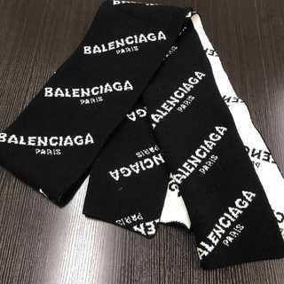 バレンシアガ(Balenciaga)の❤決算セール❤ バレンシアガ スカーフ ストール シルク 100% レディース(マフラー/ショール)