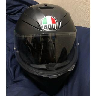 【難あり】AGV K3 SV ヘルメット(ヘルメット/シールド)
