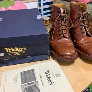 トリッカーズ(Trickers)のTricker's カントリーブーツ M5634 stow(ブーツ)