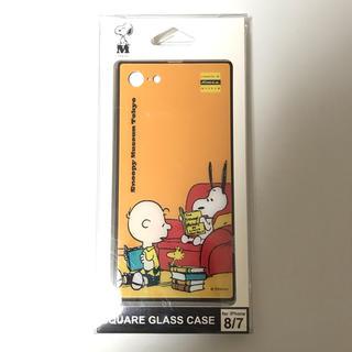 スヌーピー(SNOOPY)のスヌーピーミュージアム限定 iPhoneケース(キャラクターグッズ)